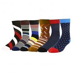 Fun Colorful Mens Socks...