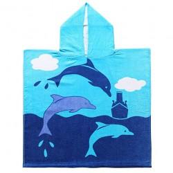 100% Cotton Dolphin Kids...